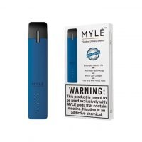 MYLE Ultra Portable Pod System - Royal Blue
